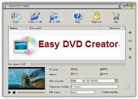 Easy DVD Creator v2.4.12