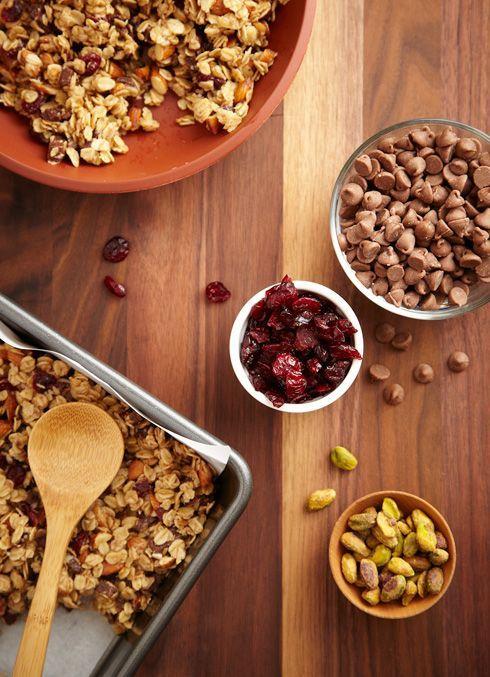 3 recettes de barres granola maison santé – P&G au quotidien | P&G au quotidien
