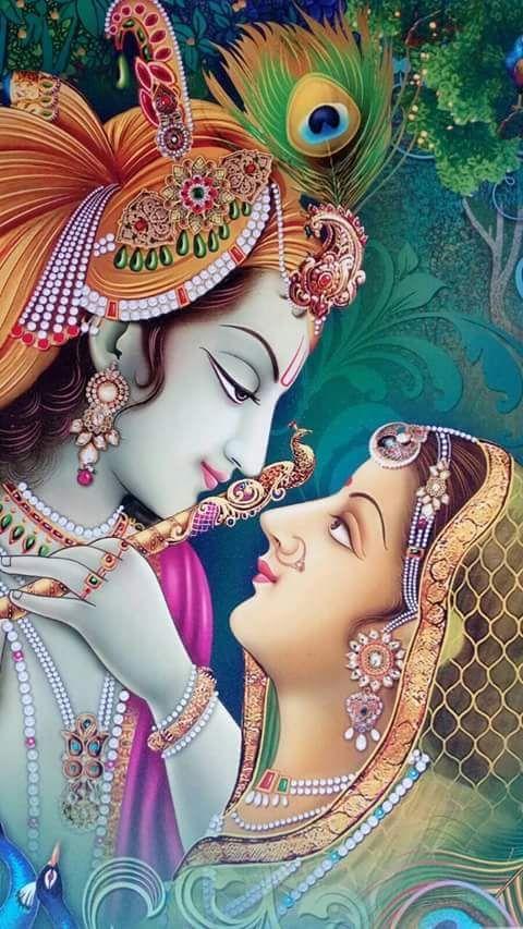 Krishna and Radha                                                                                                                                                                                 More