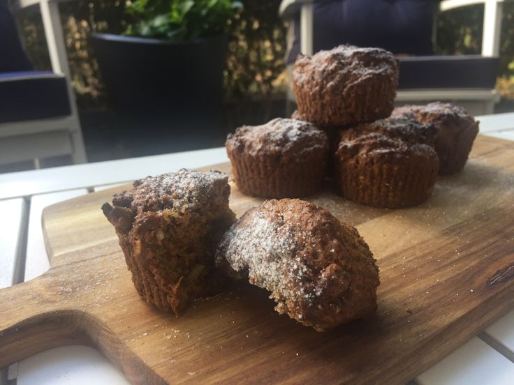 Pumpkin Muffins with Sacha Inchi Protein Powder find the recipe at www.zendalifefoods.com
