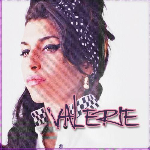 Valerie. Amy Winehouse. | Music to my ears | Pinterest