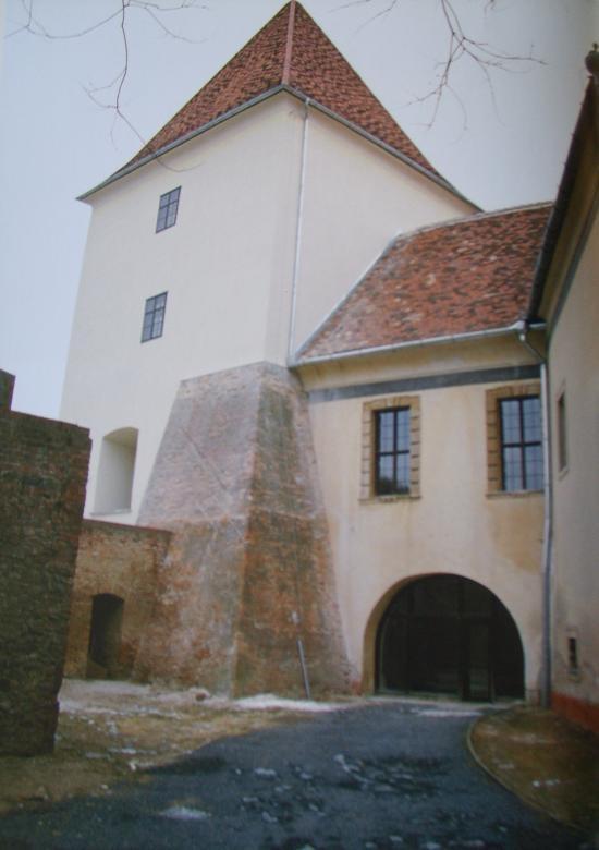 Nádasdy Castle, Hungary