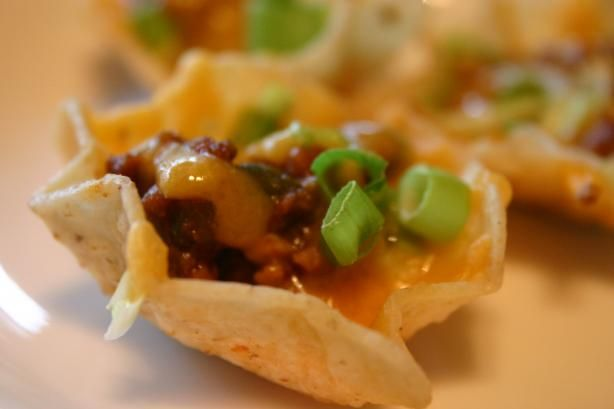 Nachos from Food.com: Everyone always loves these individual nachos ...