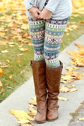 getting these leggings, already have the boots!  Sweet Tart Leggings