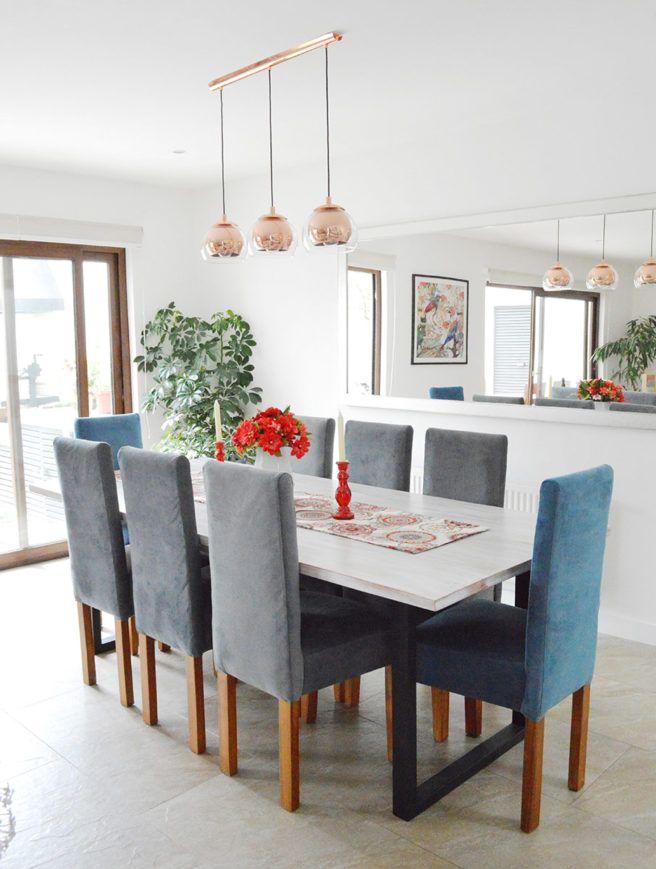 Living comedor contemporáneo usando color rojo | Comedor / Blog del ...