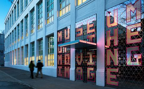 THE MUSEUM OF THE MOVING IMAGE is the only institution in the US dedicated to the art, technology and social impact of film, television and digital media. It houses the nation's largest collection of moving image artifacts, screens hundreds of films annually and offers education programs. (Free Fridays, 4–8pm)