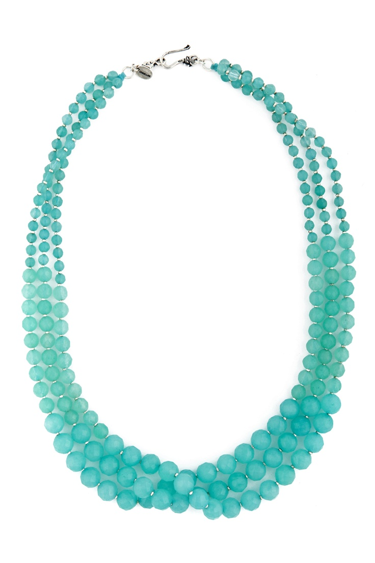 Twisted Jade Necklace