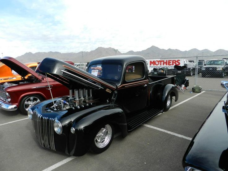 henry 39 s nightmare 1947 ford 545 ci with hilborn injection. Black Bedroom Furniture Sets. Home Design Ideas