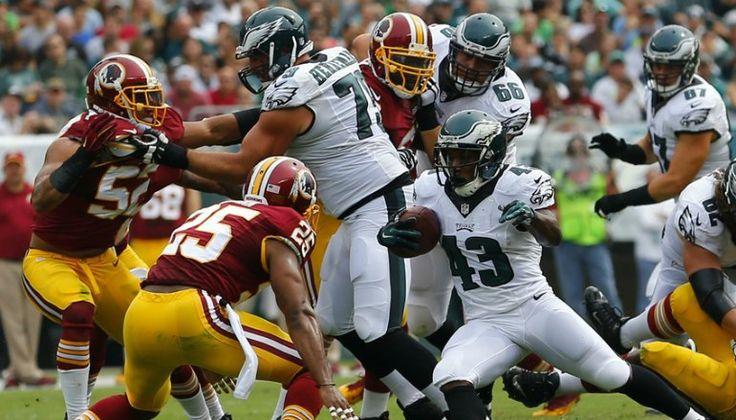 Philadelphia Eagles vs Washington Redskins NFL Live Stream