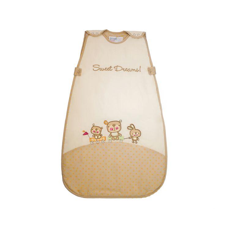 Saquito de dormir Sweet Dreams 0 a 6 meses. The Dream Bag.