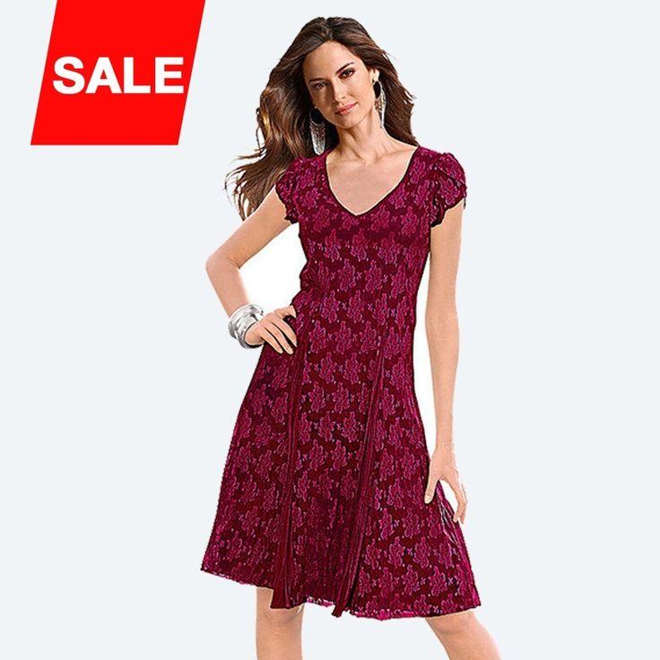 Платье Classic's collection Скидка -40% Цена 4139.- Артикул 17875273 http://www.quelle.ru/sellingoff/Women_fashion/Women_dresses/Plate__m304612.html Успейте купить! #quellesale #style