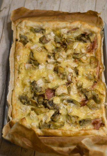 artichocke recipes(in Italian)