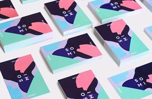It's Nice That : Here's a sweet identity by California-based Julia Kostreva Studio