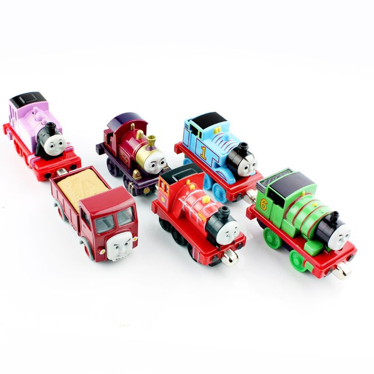 Thomas and friends trains the tank metal engine tomas train diecast model railway kids toys hot wheels boy car toys for children