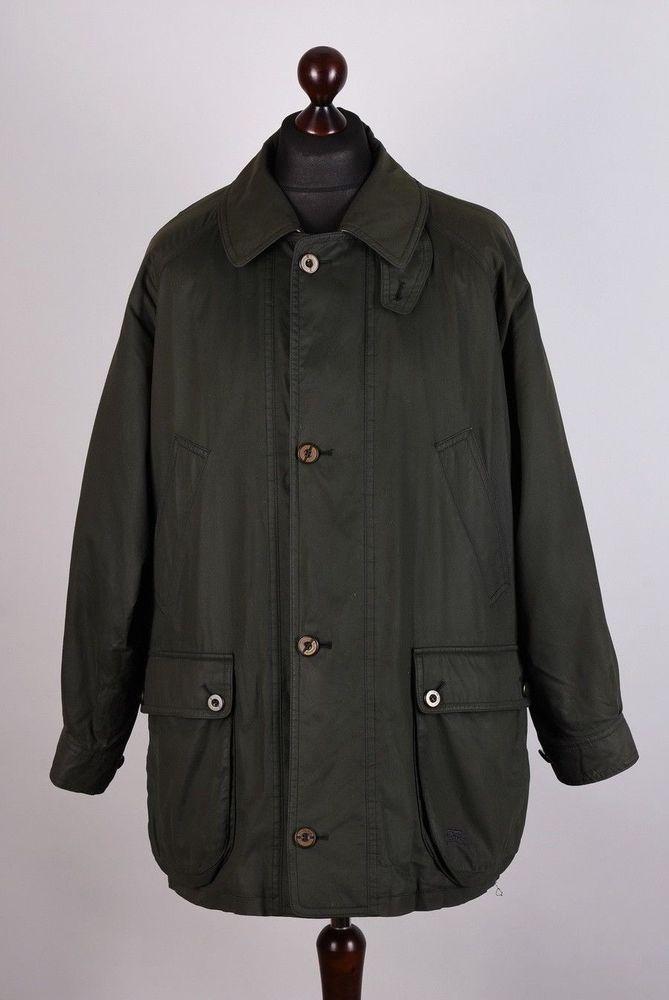 Burberrys London Vintage Coat Size XL   EU 52  fashion  clothing  shoes   accessories  mensclothing  coatsjackets (ebay link) b124367dc