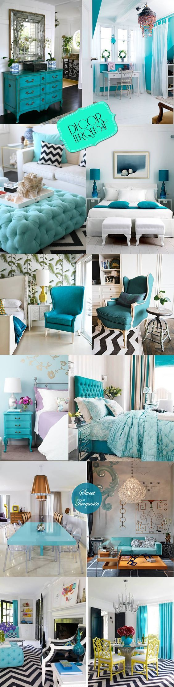 decoración-Turquesa-casa-azul-turqueza Xonei sin turquesa!  rsrsrs: