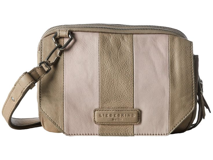 LIEBESKIND Maike S. #liebeskind #bags #shoulder bags #leather #