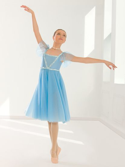 So She Dances - Style 0494 | Revolution Dancewear Ballet Dance Recital Costume