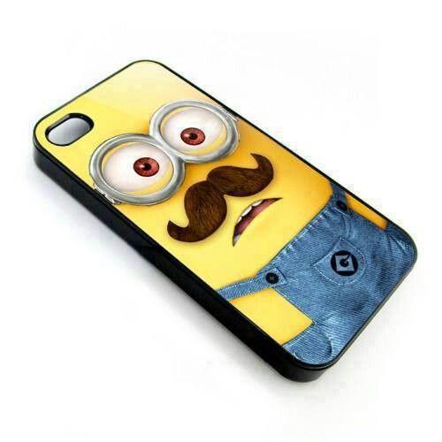 I phone case :) minion style