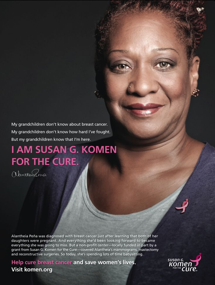 #NaturalHair and the I am Susan G. Komen #Campaign 2012