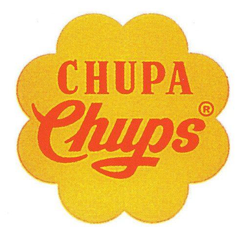 Chupa Chups logo designed by Dali in 1969
