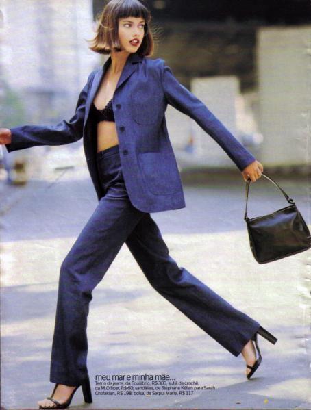 Adriana Lima, 1997