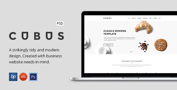 Cubus - PSD