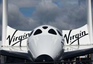 © Bruce Einhorn The Virgin Galactic SpaceShipTwo at the Farnborough International Air Show in Farnborough, U.K. in 2012. (Bloomberg) — More than 2 1/2 years after the fatal breakup of Virgin Galactic's experimental rocket plane, Richard Branson is poised to revive powered test flights as...