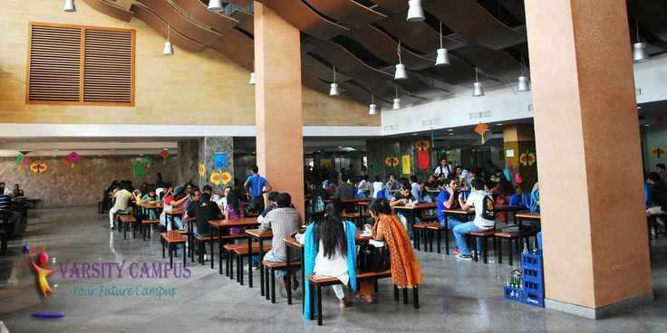 North South University canteen
