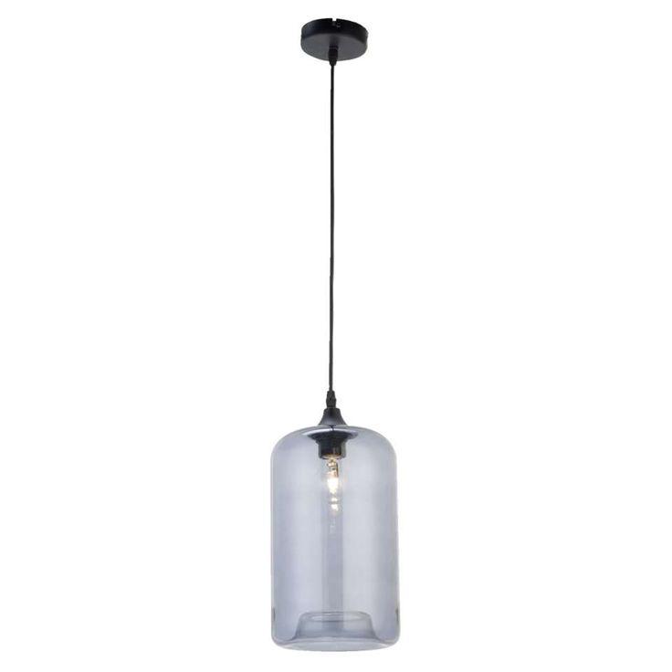 Hanglamp kay grijs leen bakker idee n voor het huis pinterest - Deco toilet grijs ...