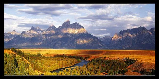 Grand Tetons - LOVE the mountains!Grand Teton National