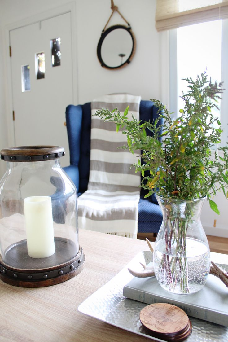 This 25 Year Old Completely Transformed Her Living Room