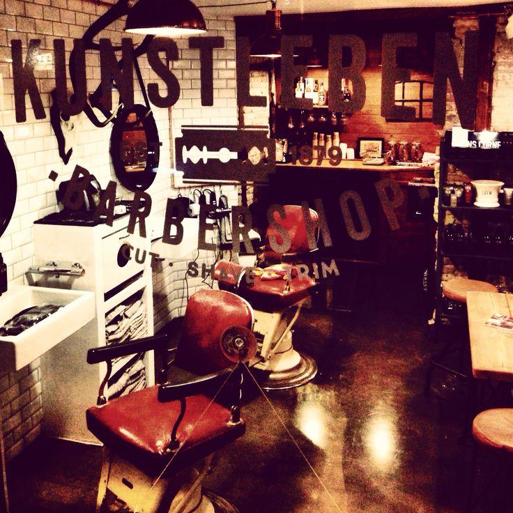 The New Barbershop