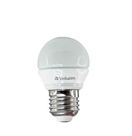 Verbatim LED Mini Classic Fancy Round 4W Warm White Edison