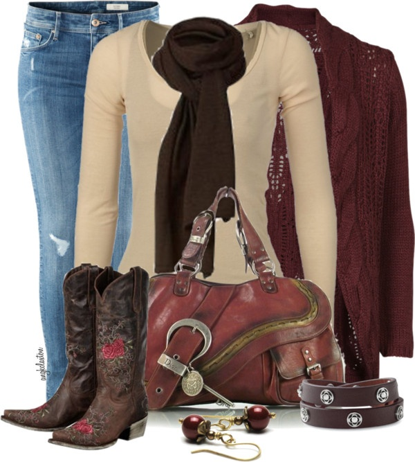 """Country Chic Contest #2"" by angkclaxton on Polyvore"