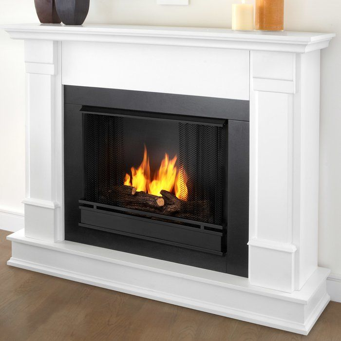 Silverton Gel Fuel Fireplace Built Ins Modern Farmhouse And Basements