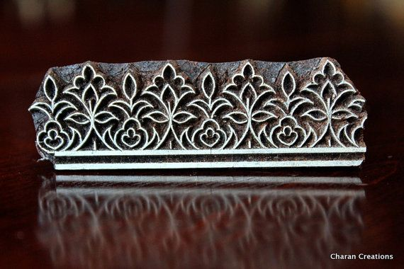 $15 good price https://www.etsy.com/listing/231627582/hand-carved-indian-wood-stamp-textile