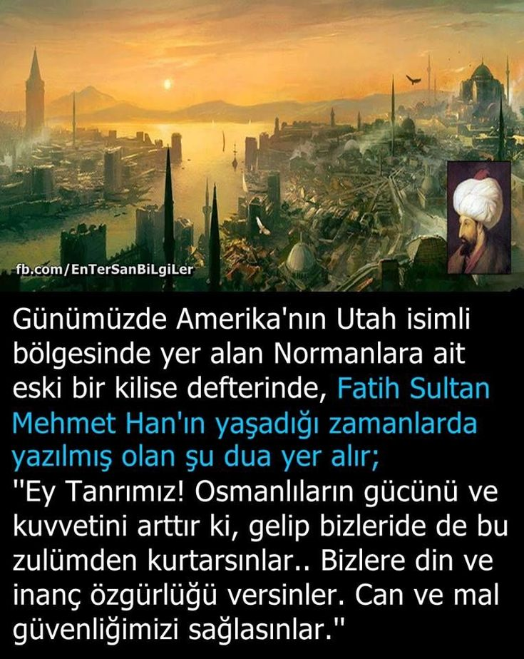 Fatih Sultan Muhammed Han ve Normanlar...