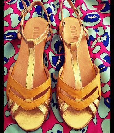 Sandalias SOL de Mio Zapatos hechas a mano en cuero http://www.guiapurpura.com.ar/mio