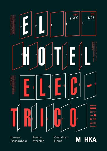 4 jellemarechal elhotel  web poster by Jelle Maréchal