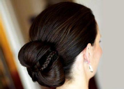 Trendy Indian Bridal Hairstyles Wedding Hair Style 50+ Ideas