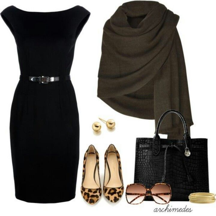 Office wear.  Love the dress.  Reminds me of Jackie Kennedy. She was always my inspiration.