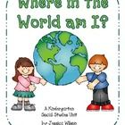 This download is a map book for kindergarten students that helps them understand their place in the world. The book starts out with a map of Earth ...