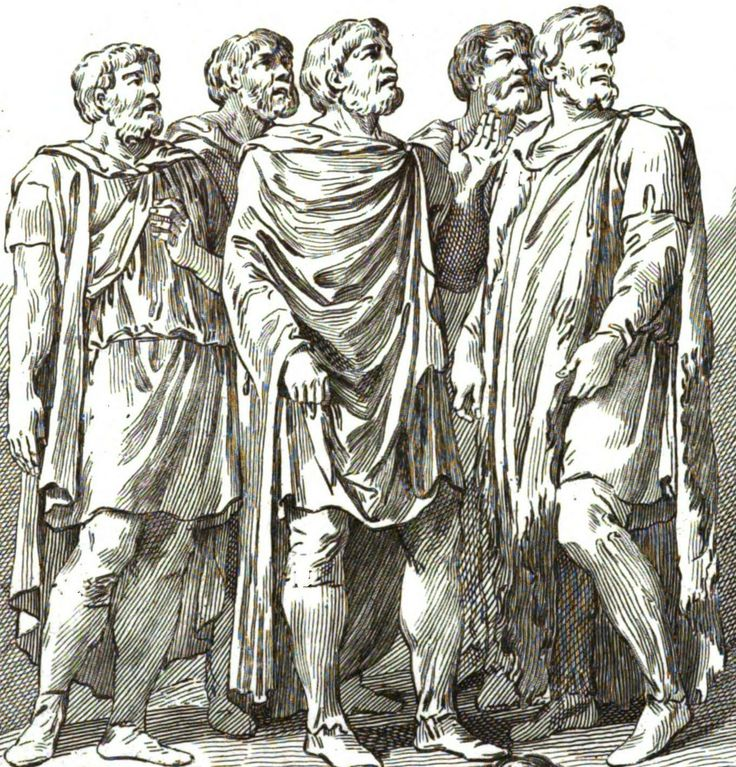 Dacian simple people.