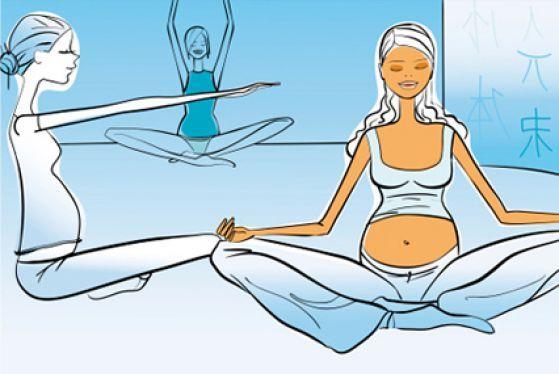 Можно ли беременным делать стойку на голове? Какие асаны избавят от симптомов токсикоза? Как правильно медитировать будущим мамам? Йога для беременных в первом триместре диктует правила, которые нужно неуклонно соблюдать.