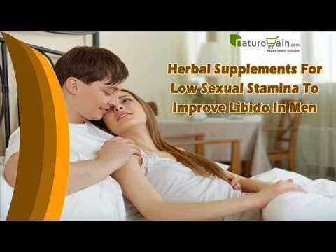 herbs to increase sexual stamina