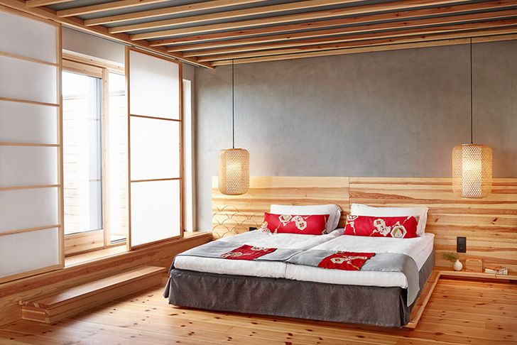 japanese interior design 8, bedroom