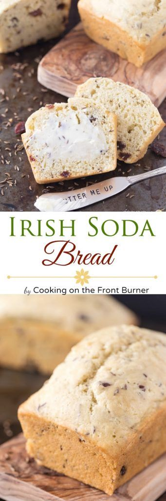 The easiest and best tasting Irish Soda Bread that you must have in your recipe box!