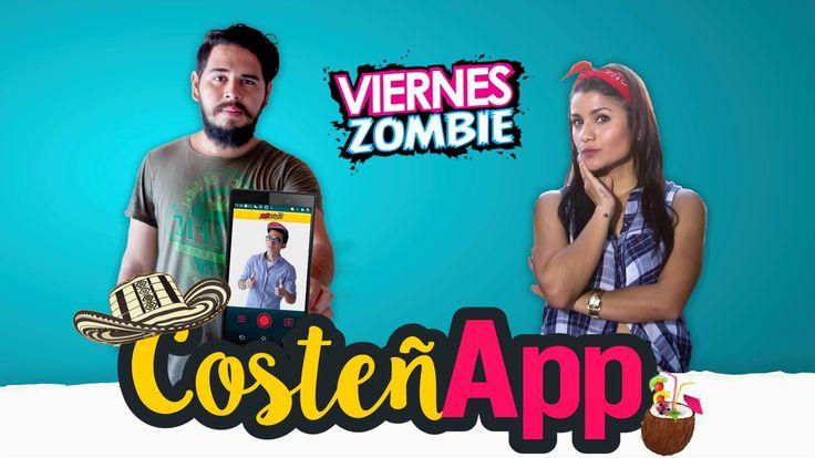 Viernes Zombie y Martina La Peligrosa - CosteñApp