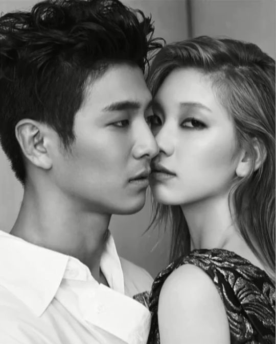 Jota and Jinkyung